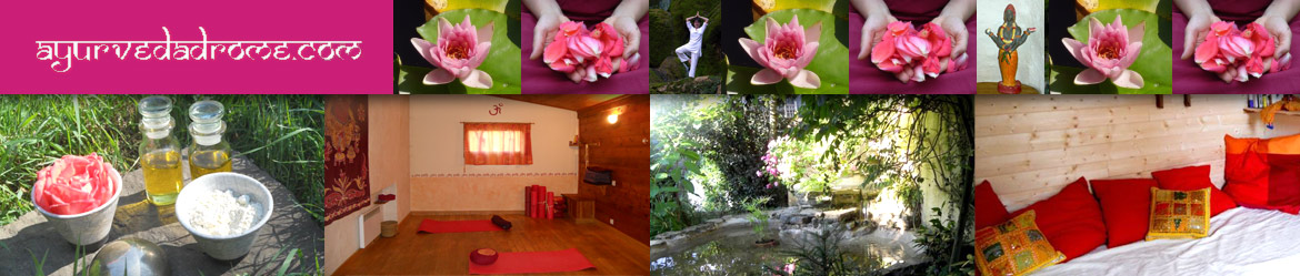 ayurvedan drome, massage, cure, yoga